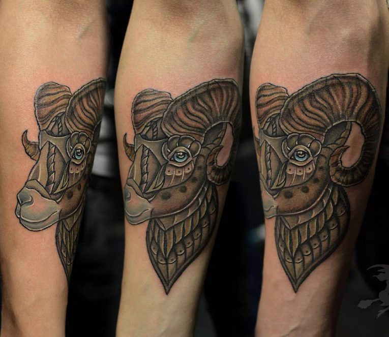 Taurus Tattoo 65