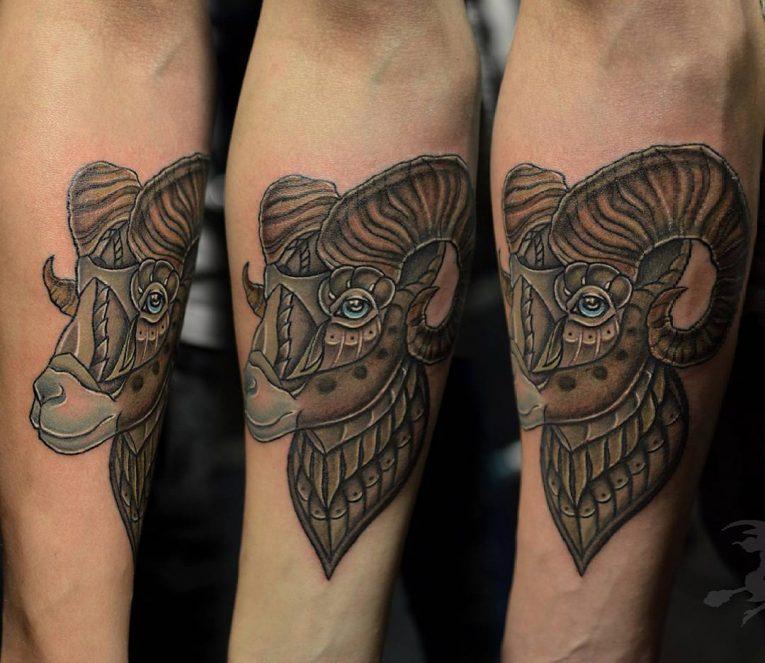 Taurus Tattoo 65