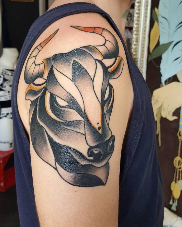 Taurus Tattoo 66