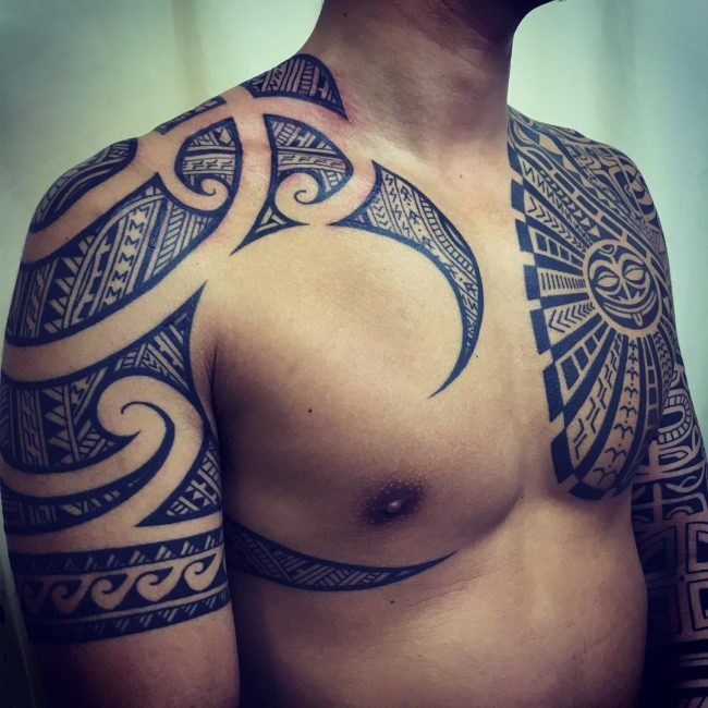 Tribal Tattoo 46