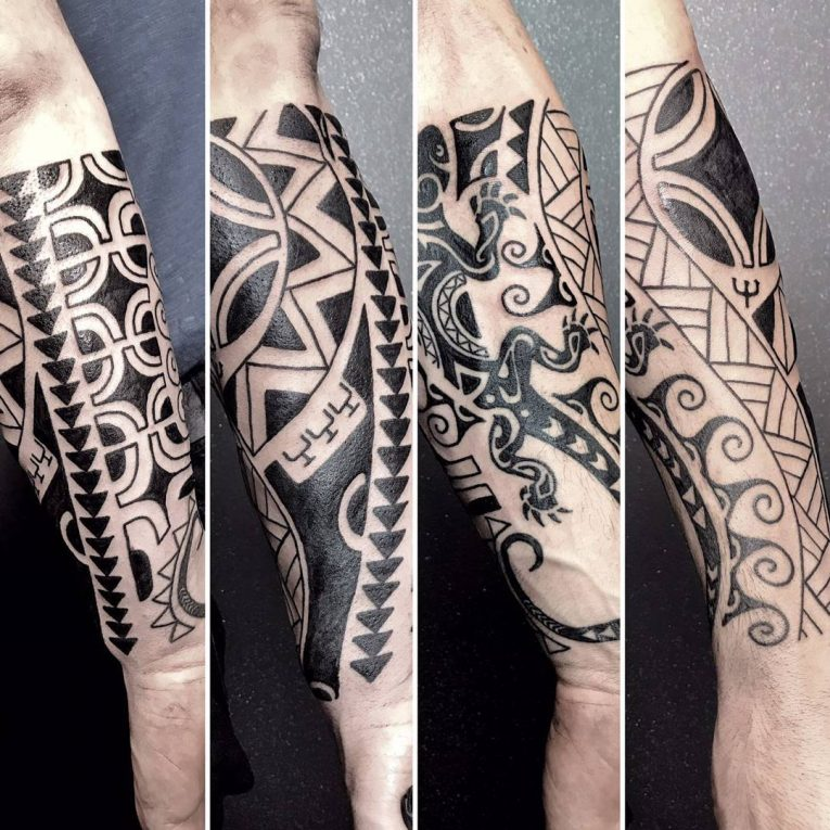 Tribal Tattoo 64