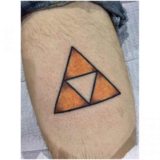 Triforce Tattoo 66