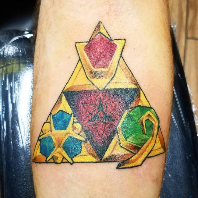 Triforce Tattoo 68