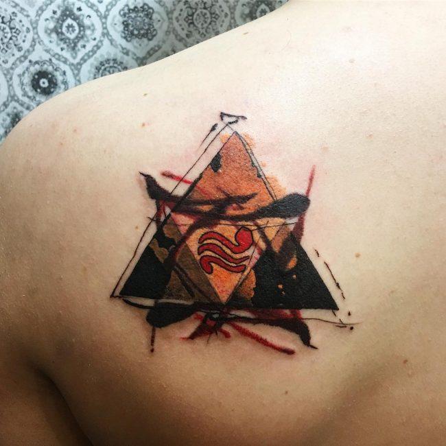 Triforce Tattoo 72