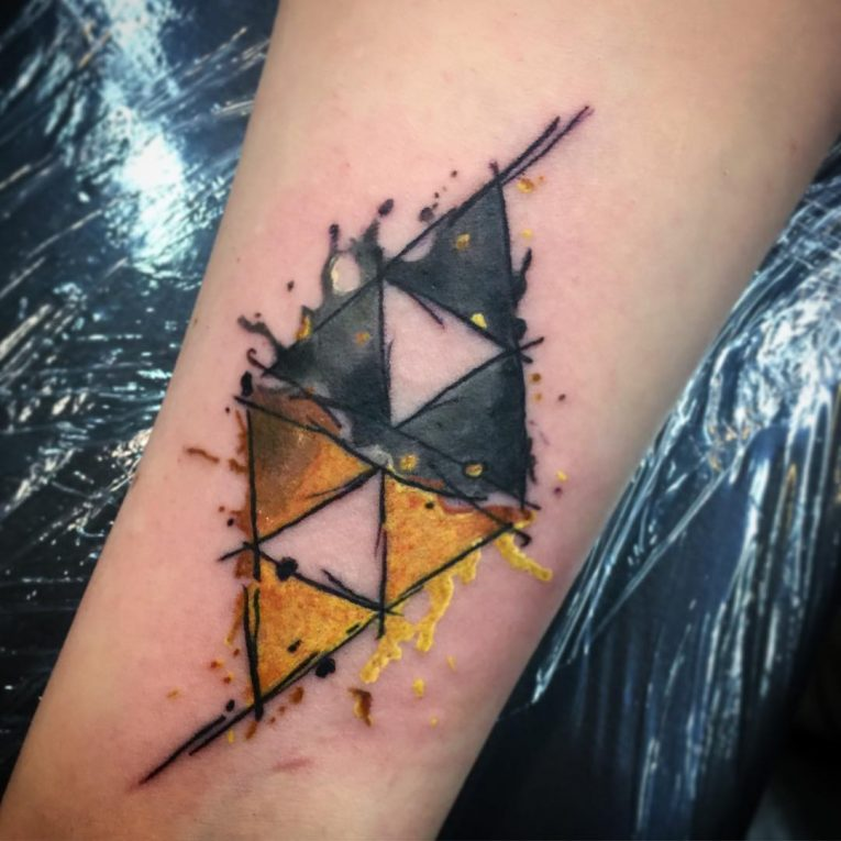 Triforce Tattoo 76
