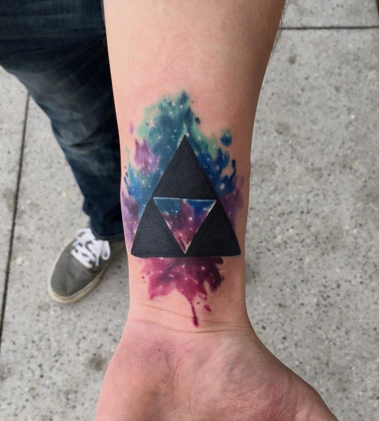 Triforce Tattoo 77