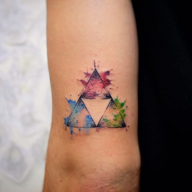 Triforce Tattoo 79
