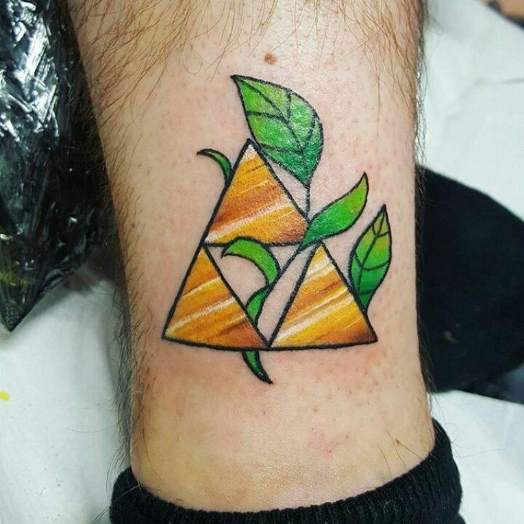 Triforce Tattoo 80