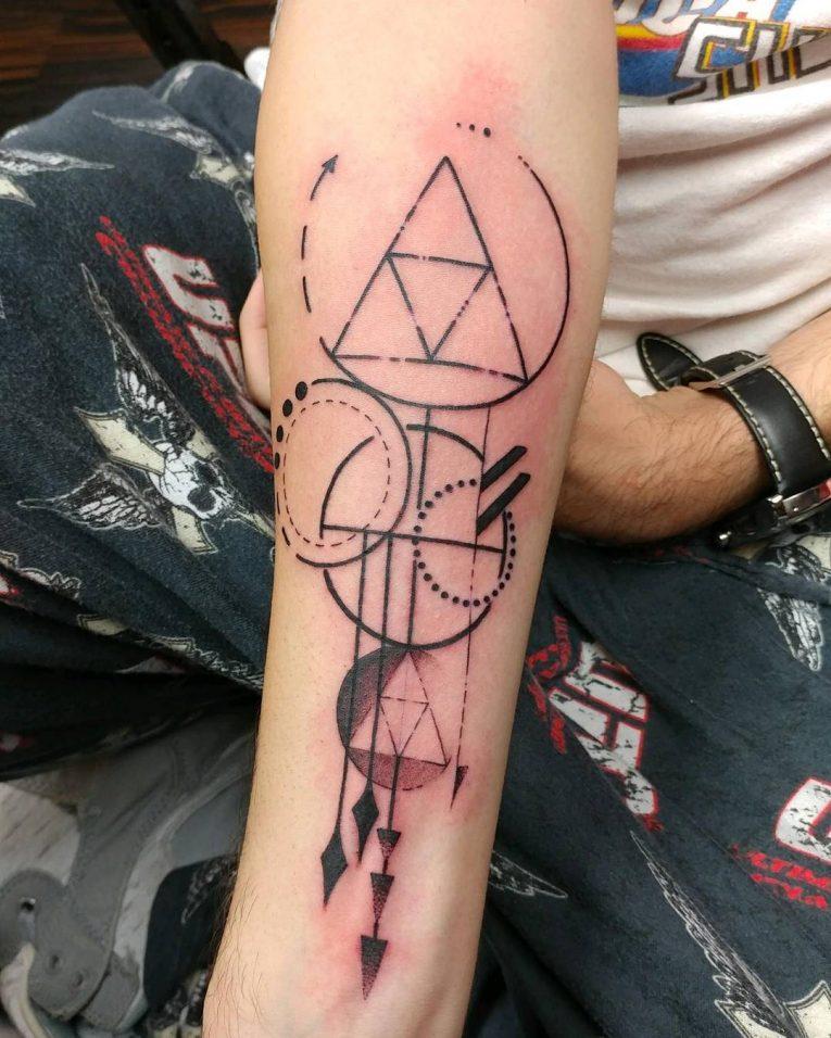 Triforce Tattoo 82