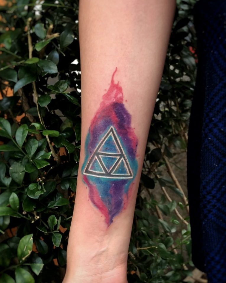 Triforce Tattoo 83