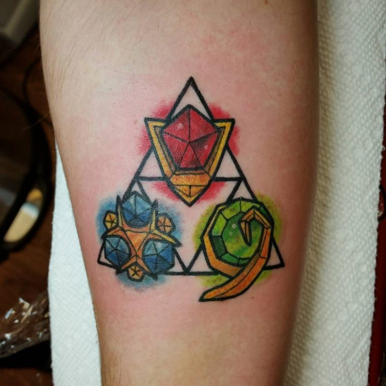 Triforce Tattoo 86