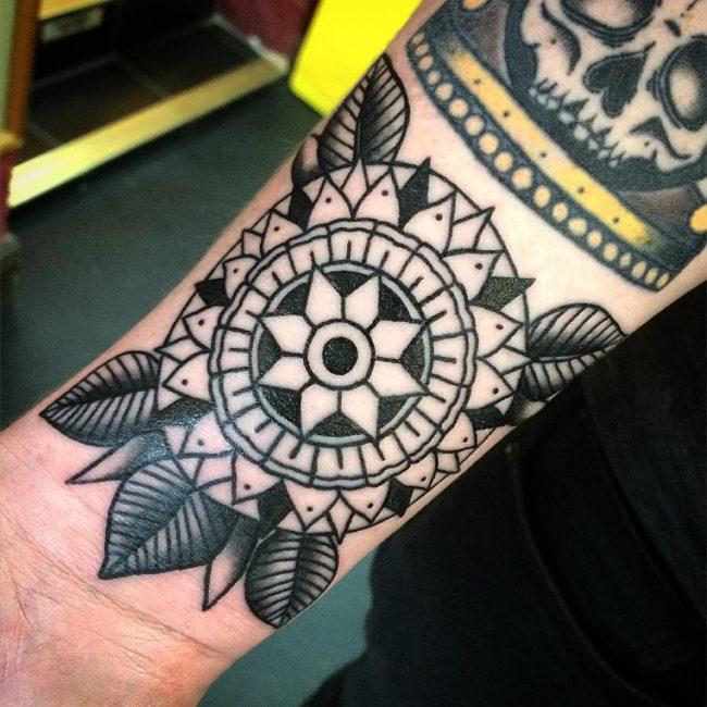 Wrist Tattoo 72