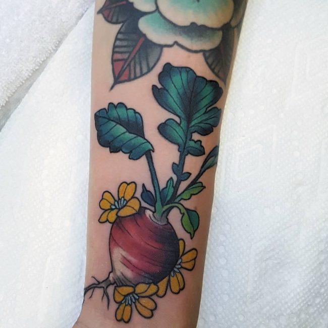 Wrist Tattoo 73