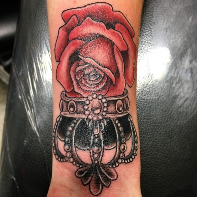 Wrist Tattoo 75