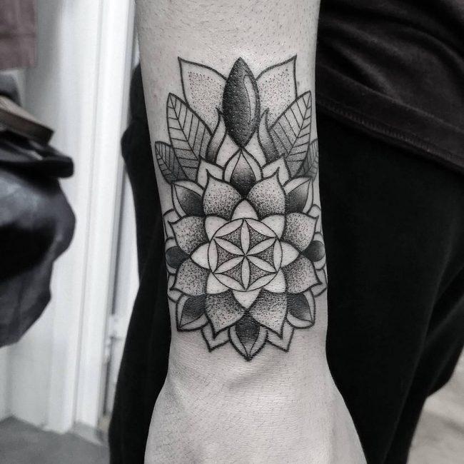 Wrist Tattoo 76