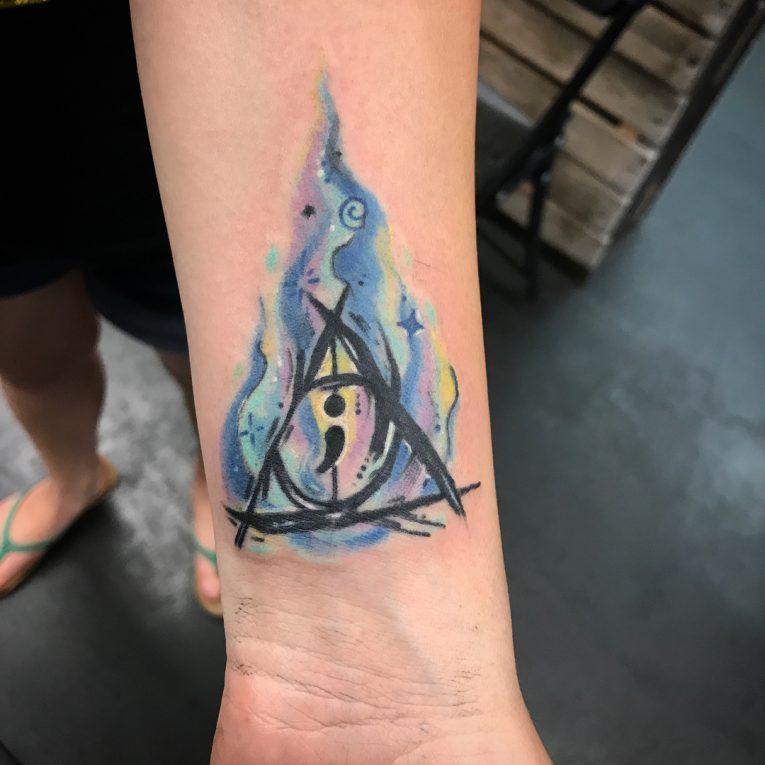 Wrist Tattoo 81