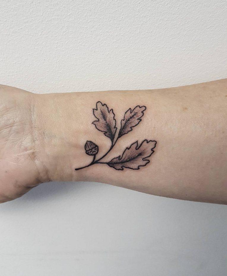 Wrist Tattoo 82
