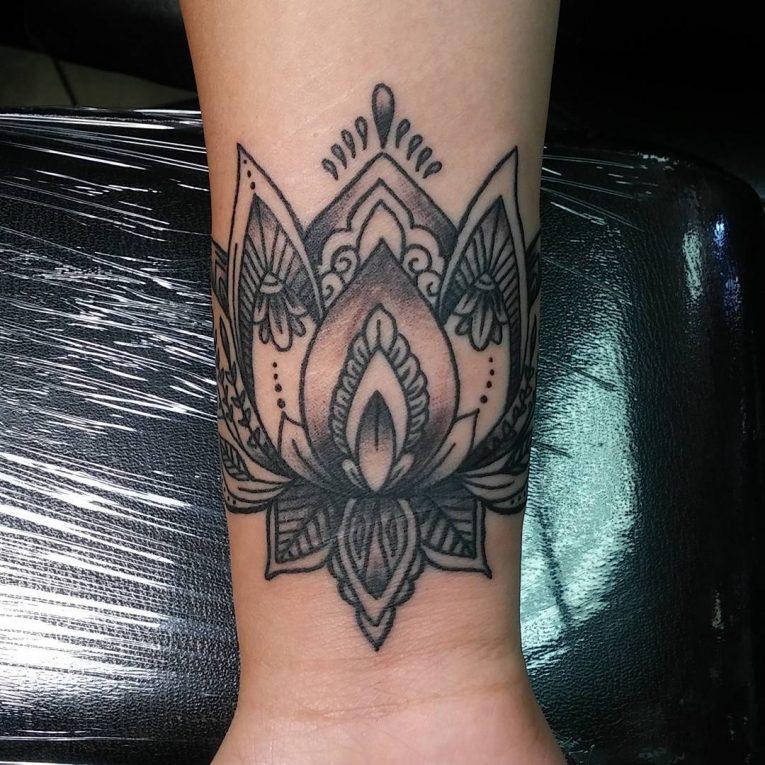 Wrist Tattoo 83