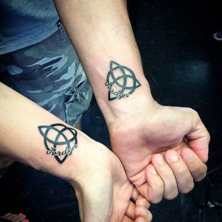Wrist Tattoo 85