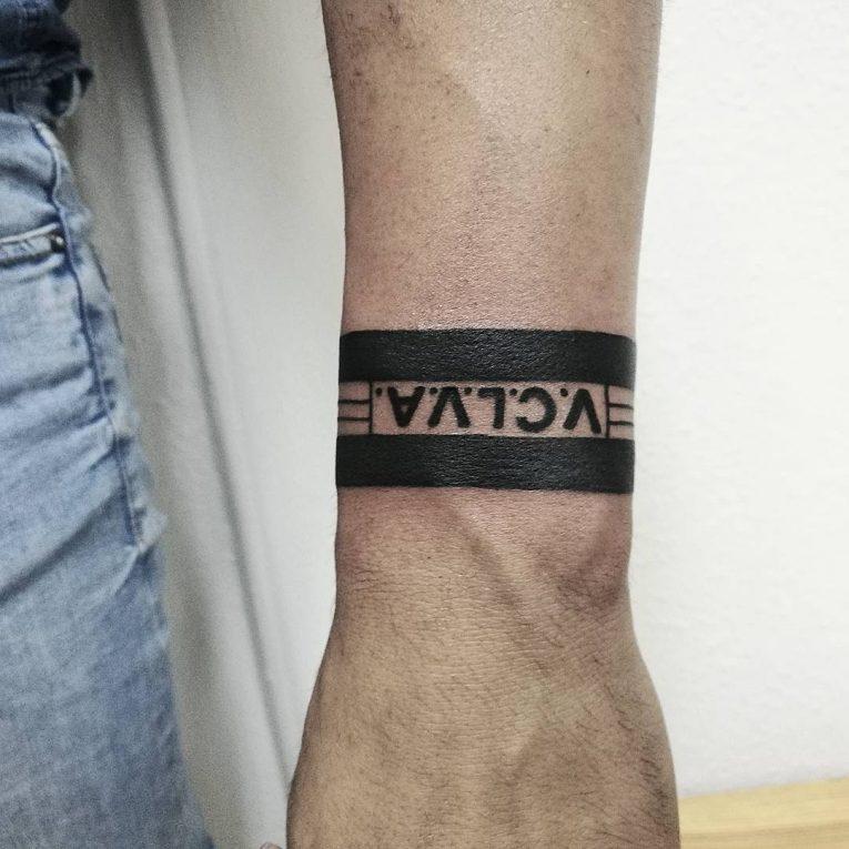 Wrist Tattoo 88