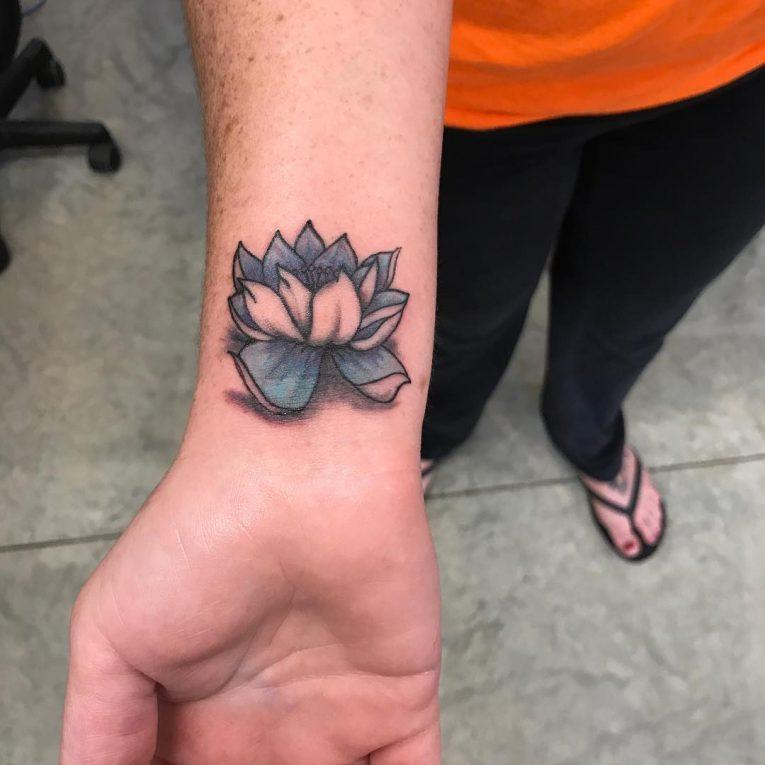 Wrist Tattoo 89