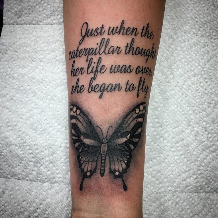 Wrist Tattoo 92
