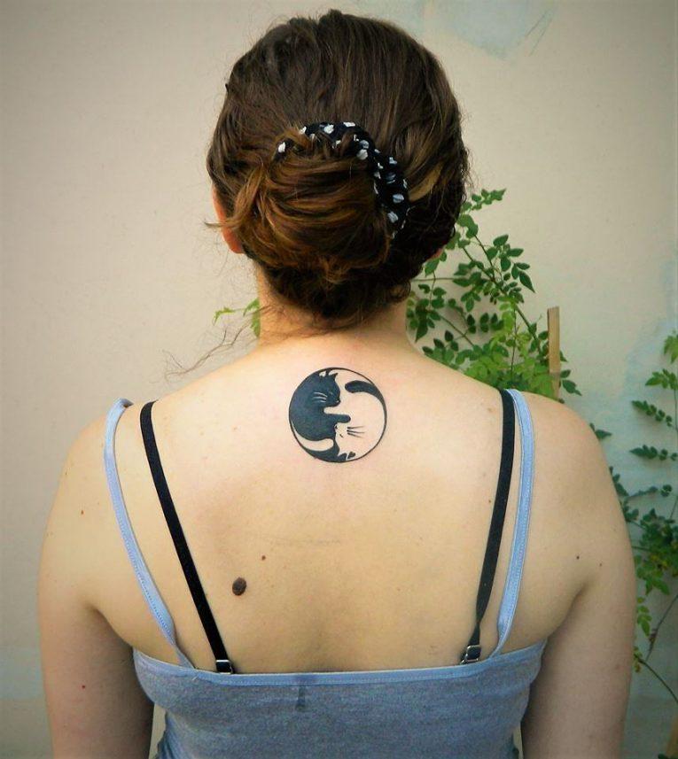 Yin Yang Tattoo 111