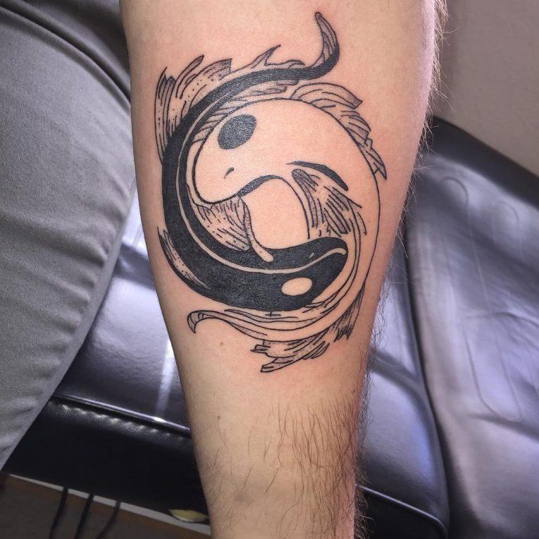 Yin Yang Tattoo 113