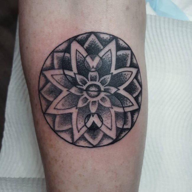 Yin Yang Tattoo 97
