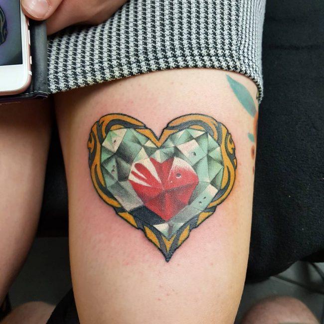 Zelda Tattoo 57
