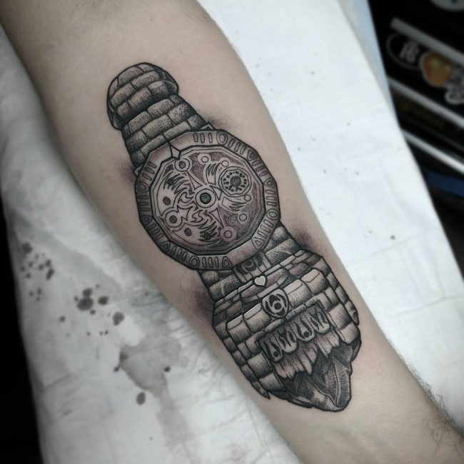 Zelda Tattoo 61