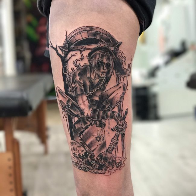 Zelda Tattoo 62