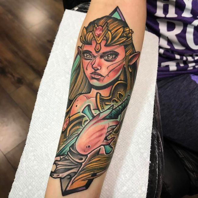 Zelda Tattoo 63
