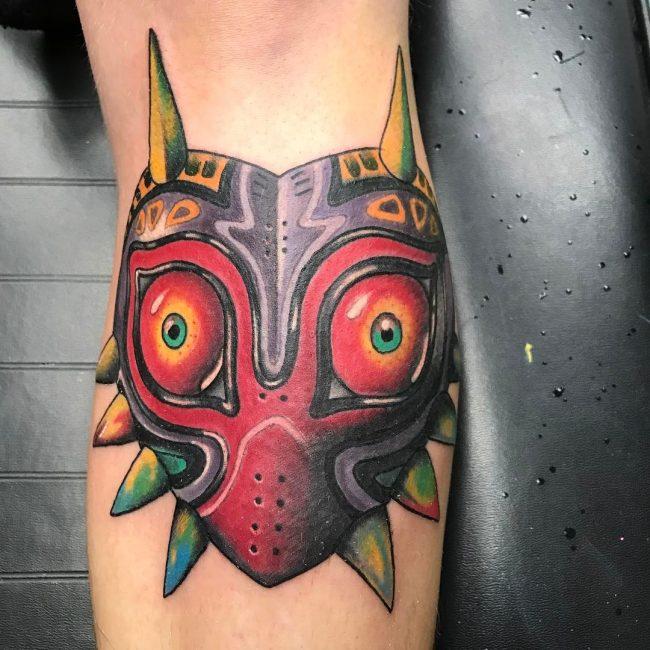 Zelda Tattoo 65