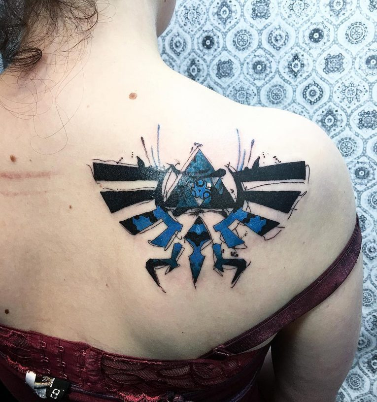 Zelda Tattoo 66