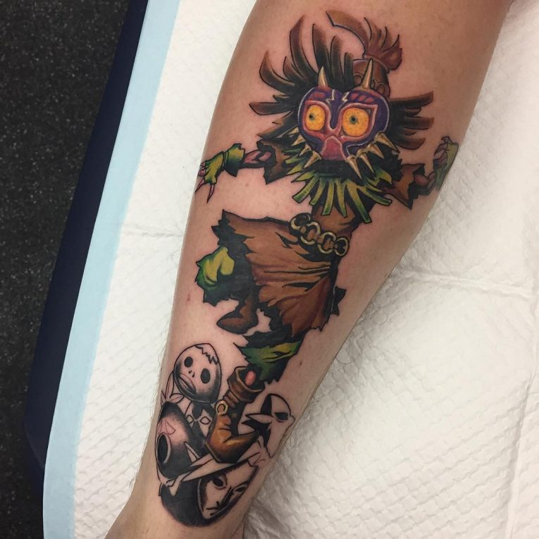 Zelda Tattoo 69
