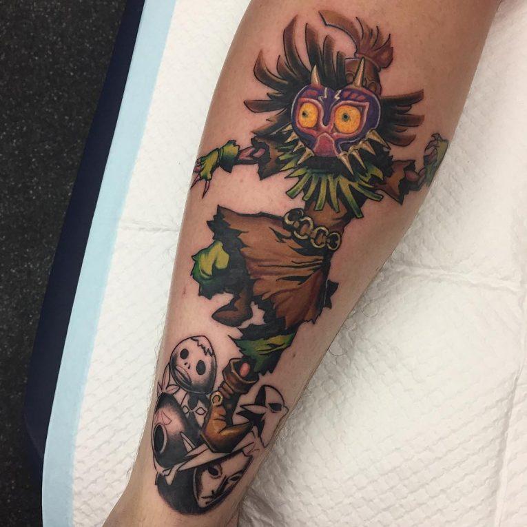 Zelda Tattoo 69