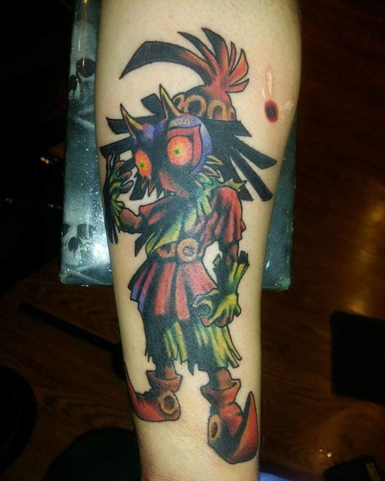 Zelda Tattoo 71