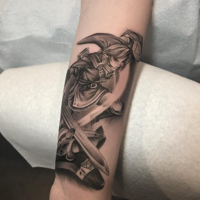 Zelda Tattoo 73