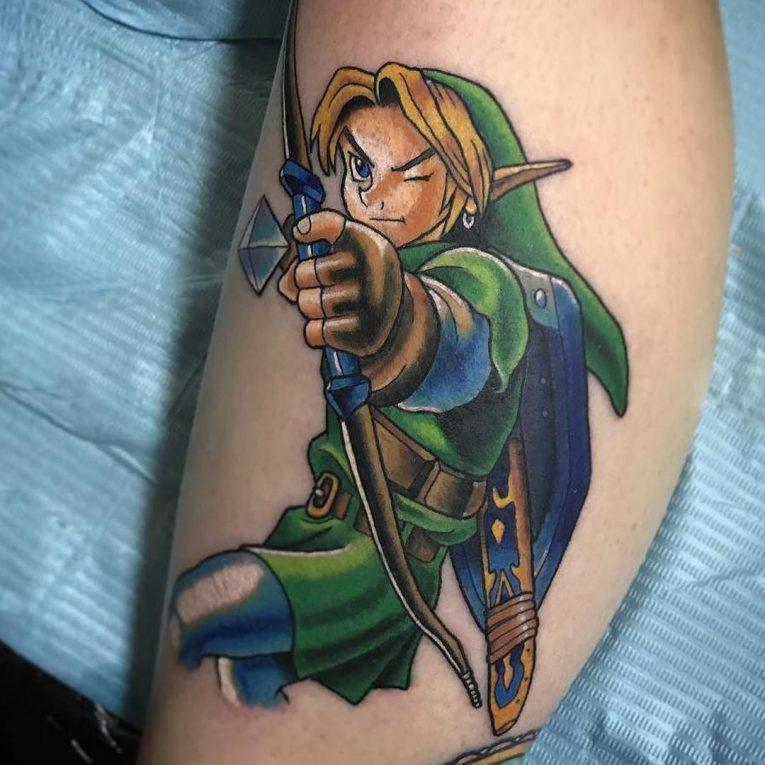 Zelda Tattoo 74