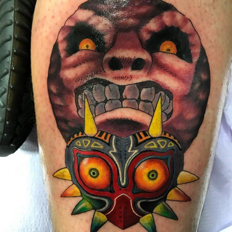Zelda Tattoo 75