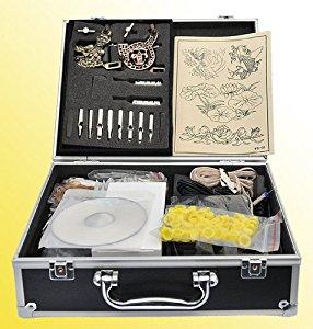 Tattoo Machine Gun Kit By Fancier ER02 Tattoo Kit
