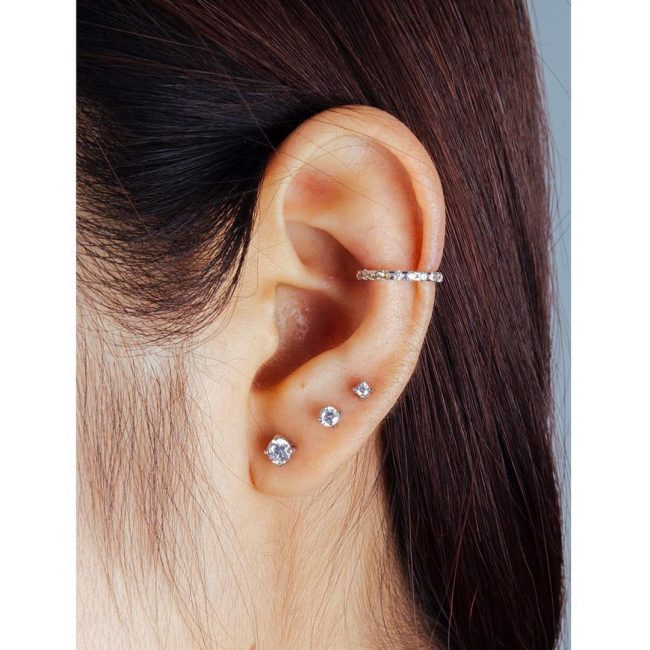 Cartilage Piercing 13