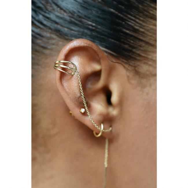 Cartilage Piercing 14