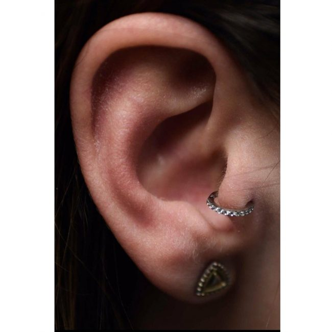 Cartilage Piercing 16