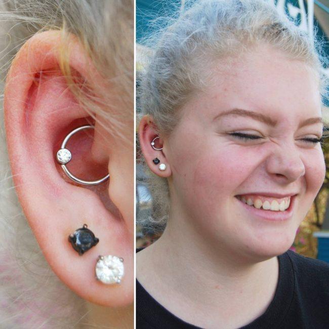 Cartilage Piercing 17