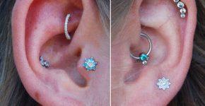 Cartilage Piercing 18