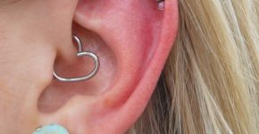 Cartilage Piercing 19