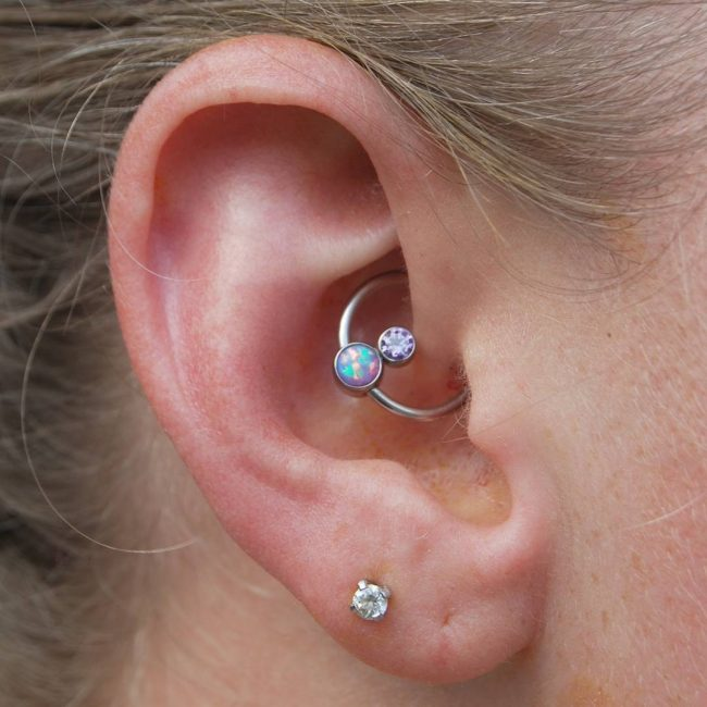 Cartilage Piercing 2