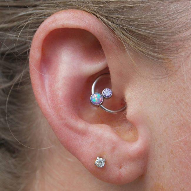 Cartilage Piercing 2